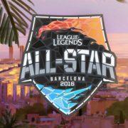 Турнир All-Star 2016 стал отличным завершением шестого соревновательного сезона по LoL