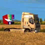 Запись прямой трансляции Riot Live: Euro Truck Simulator 2: Vive la France!