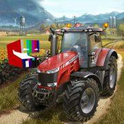 Запись прямой трансляции Riot Live: Farming Simulator 17