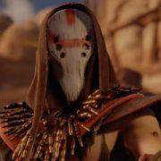 В сюжетном трейлере Horizon: Zero Dawn показали таинственных «людей в масках»