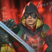 Акробат и хитрец Робин в геймплейном ролике Injustice 2