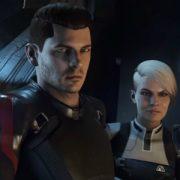 В кинематографическом трейлере Mass Effect: Andromeda отряд Первопроходцев сталкивается с неожиданной угрозой