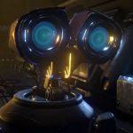 Главный герой Phoning Home — вылитый ВАЛЛ-И из одноименного мультфильма