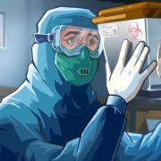 В стратегии Quarantine вам придется бороться с распространением опасных вирусов
