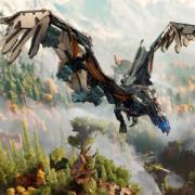 Horizon: Zero Dawn — видеодосье на чудищ Behemoth и Stormbird