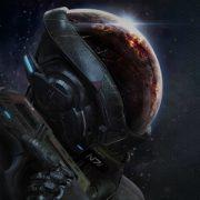 Стремительные бои в геймплейном ролике Mass Effect: Andromeda