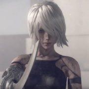 Прекрасные воительницы и сложносочиненные «боссы» в новом трейлере action/RPG Nier: Automata