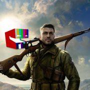 Запись прямой трансляции Riot Live: Sniper Elite 4