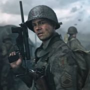 В Call of Duty: WWII группа американских солдат поучаствует в знаковых боях 1944–1945 гг. на Западном фронте