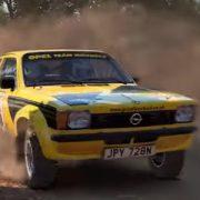 Грязь, пыль и дождь — заезды в геймплейном ролике Dirt 4