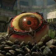 Видео Quake Champions — арена Ruins of Sarnath и «чемпион» Galena