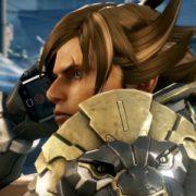 Геймплей Tekken 7 — Шахин и Ларс крушат арену