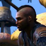Геймплей The Elder Scrolls Online: Morrowind — новый класс (страж) в деле