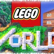 Рецензия на LEGO Worlds