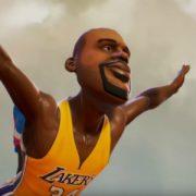 Релизный трейлер акробатической NBA Playgrounds