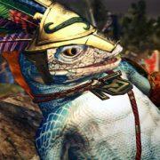 Видео Total War: Warhammer 2 — ящеролюды во всей красе