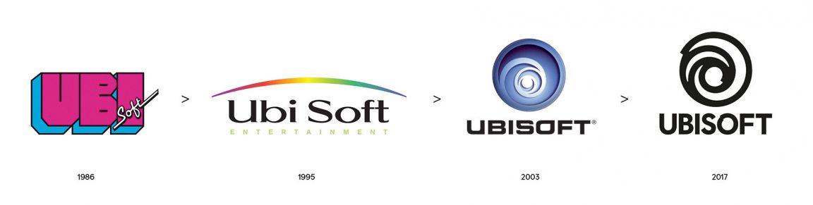 Ubisoft-logos