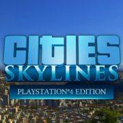 Paradox Interactive объявила о скором релизе Cities: Skylines на PS4