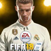 Криштиану Роналду финтит и позирует в дебютном ролике FIFA 18