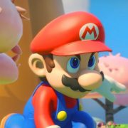 E3 2017: Марио и сумасшедшие кролики затеют разборки в стратегии Mario + Rabbids Kingdom Battle