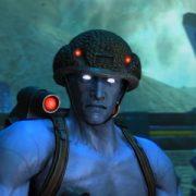 Геймплей облагороженной Rogue Trooper Redux