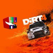 Запись прямой трансляции Riot Live: DiRT 4
