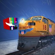 Запись прямой трансляции Riot Live: Train Sim World: CSX Heavy Haul и Train Simulator