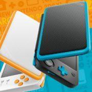 Запуск New Nintendo 2DS XL в РФ (+ впечатления от игр для Switch с Level Up Days)