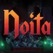 Noita — боевитая аркада, где можно поджарить каждый пиксель