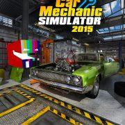 Запись прямой трансляции Riot Live: Car Mechanic Simulator 2015