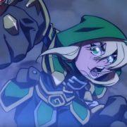 Вступительная заставка Battle Chasers: Nightwar, многообещающего dungeon crawler от создателей Darksiders