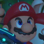 Видео Mario + Rabbids Kingdom Battle — пошаговые баталии и «кооп»