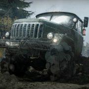 Видео Spintires: MudRunner — на советских грузовых автомобилях по тайге