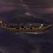 Исследование морских просторов в геймплейном видео Abandon Ship