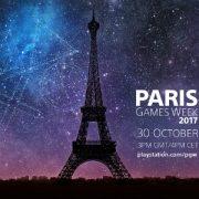Запись выступления Sony перед Paris Games Week 2017