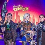 «Игромир» и Comic-Con Russia 2017: подборка косплея