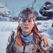 Снежные кряжи в релизном трейлере Horizon: Zero Dawn — The Frozen Wilds