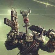 Имперская гвардия и орки в Warhammer 40,000: Gladius – Relics of War