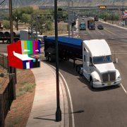 Запись прямой трансляции Riot Live: American Truck Simulator: New Mexico