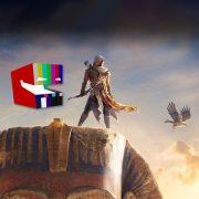 Запись прямой трансляции Riot Live: Assassin's Creed: Origins