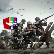 Запись прямой трансляции Riot Live: Call of Duty: WWII