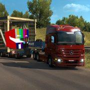 Запись прямой трансляции Riot Live: Euro Truck Simulator 2: Italia