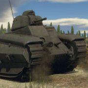 Со скорым обновлением в War Thunder появится наземная техника Франции