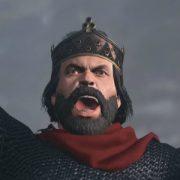 Видео Total War: Thrones of Britannia — боевой рык Альфреда Великого