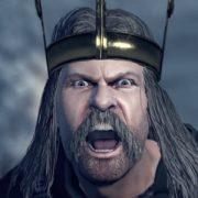 Total War: Thrones of Britannia — ирландцы и их предводитель Фланн Синна