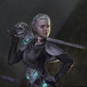 Egress — экшен по формуле «королевской битвы» с боевой системой в духе Dark Souls