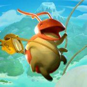 Yoku's Island Express — жук-почтальон и его способности