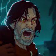 Видео Ash of Gods — знакомство с создателями игры