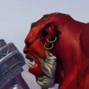 Сюжетный ролик слэшера Extinction, посвященного истреблению великанов