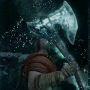 Видео God of War — топор по имени Левиафан